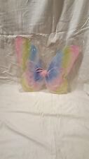 Angel Tutu Pixie Fairy Butterfly Wings Kids Girls Fancy Dress Party Costume New