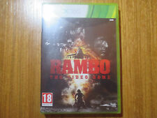 Rambo The Video Game ~~ Jeu XBOX 360 Neuf
