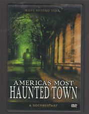 'AMERICA'S MOST HAUNTED TOWN' A DOCUMENTARY DVD