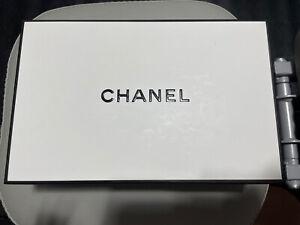 CHANEL EMPTY BOX, 9x5.75x3.25
