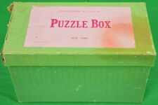 Abercrombie & Fitch 11 Puzzle Box Set Made in England