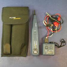 Fluke Intellitone Pro 3000 Analog Tone and Probe Kit, Excellent