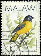Malawi Scott #533 Used
