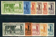 CONGO PORTO 1933 Yvert TT 23-33 * impeccable phrase 50 € (f4804
