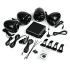 1000W Motorcycle bluetooth Stereo 4 Speakers Audio MP3 System Radio Amplifier
