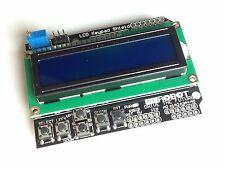 LCD Keypad Shield | 1602 Display | HD44780 | 6 Tasten | Arduino Schild