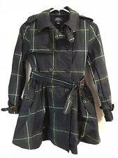 Polo Ralph Lauren Girl's Classic Princess Trench Coat Size 12