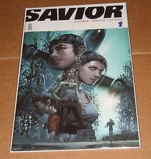 2015 Image Comics Savior #1 1st Print Todd McFarlane