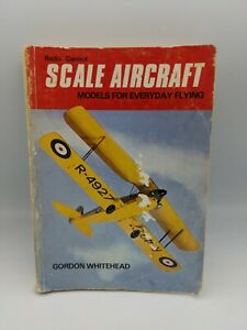 Radio Controlled Scale Aircraft:Gordon Whitehead 1980 Model Aircraft 1st Edition
