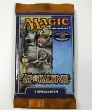 Magic the Gathering Apocalypse BOOSTER allemand MTG