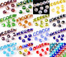 100Pcs Football Faceted Czech Crystal Beads DIY 6mm Round beads jewelry making
