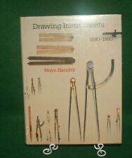 Drawing Instruments 1580-1980 by Maya Hambly 1988 HC DJ Inv#HK63