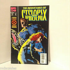 MARVEL COMICS THE ADVENTURE OF CYCLOPS AND PHOENIX NO.1 MAY 1994