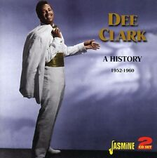 Dee Clark - History: 1952 - 1960 [New CD]