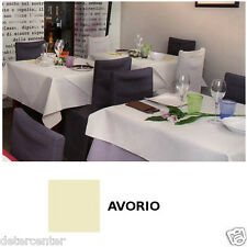 800 TOVAGLIOLI IN CARTA SECCO AIRLAID LIGHT MONOUSO AVORIO CM. 40X40
