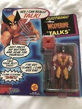 Toy Biz Marvel Wolverine Figure