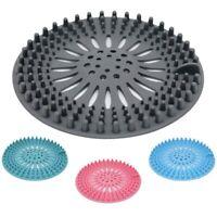 1X(Haar Fänger Dusche Ablauf Deckel,4 Pack Haar Stopper Abfluss SchutzZ3C4)