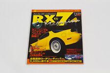 RE Enthusiast RX-7 RX7 Magazine 1999 No. 002 Hyper Rev SA22C FC3S FD3S Efini