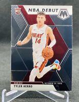 2019-20 Panini Prizm Mosaic Tyler Herro Rookie Card RC NBA Debut Base Miami Heat