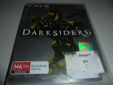 Darksiders PS3 VGC