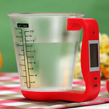 Electronic Measuring Cup Kitchen Electronic Scales Multi-Function Measuring Cups