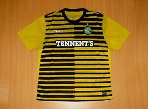 sale CELTIC 2011 2012 shirt Nike jersey 3rd THIRD trikot camiseta Irish Ireland