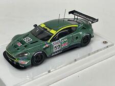 1/43 Rosso Models Build Aston Martin DB9 R 2005 24 H of LeMans Car #59  MG535