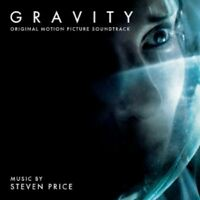 GRAVITY - ORIGINAL MOTION PICTURE SOUNDTRACK - MUSIC BY STEVEN PRICE - CD - NEW!