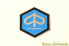 Vespa Emblème Piaggio Cascade - 6-Eck - Gt GTR Ts Super Sprint Rallier - à