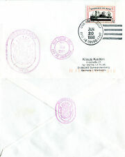 USS VELLA GULF GC 72 MISSILE CRUISER NAVAL CACHED COVER
