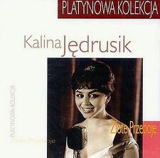Kalina Jedrusik - Zlote przeboje (CD) Platynowa kolekcja NEW