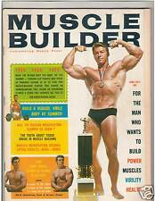Muscle Builder Bodybuilding Mr Olympia Larry Scott at Vinces Gym Workout 7-63
