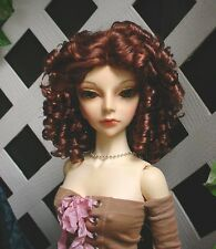 """Monique Gold Wig """"Tori"""" Size 5/6 in Chocolate Red"""