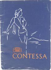 Contessa 35 Original Instruction Manual
