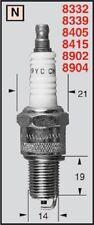 4x Champion cobre Más chispa conector Rn12yc