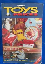 1994 TOYS & PRICES Price Guide VG+ 4.5 Softcover Paperback