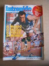 INTREPIDO n°31 1984 Pietro Mennea - Speciale Junior Torino   [G493]