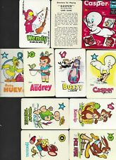 Casper The Ghost And His Tv Pals Special Card Game