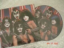 """Kiss   """"London Rock City""""    Picture Disc LP     KI 1219"""