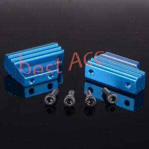 102005 122005 Engine Mount /Buggy/Truck 02128 Upgrade Part HSP 1:10 RC  Car
