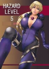 HAZARD LEVEL5 (Chrono Mail, Resident Evil doujinshi)
