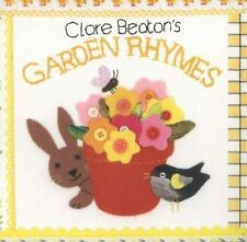 NEW - Clare Beaton's Garden Rhymes