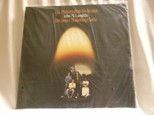 MAHAVISHNU ORCHESTRA Inner Mounting Flame John McLaughlin CLEAR vinyl SEALED LP