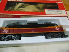 LIONEL TRAINS NO. 8558 MILWAUKEE ELECTRIC -Loco unrun box shop worn