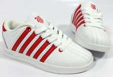 New K-Swiss Classic VLC 21277176 Leather Infant Toddler Shoes