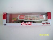Coca Cola Dodge Truck with Trailer - M2 Machines - Scale 1:64 - Limited Edition