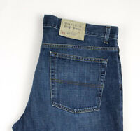 Tommy Hilfiger Hommes Personnalisé Jeans Jambe Droite Taille W36 L32 ATZ1008