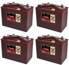 12 Volt Golf Cart Batteries - Trojan Battery T-1275 12V/150Ah (4 Pack, 48V)