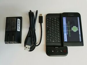 Rare Classic HTC Google G1 T-Mobile Android Phone Simple Mobile MetroPCS Lyca