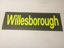 """Ashford Kent Bus Blind 33""""- Willesborough"""